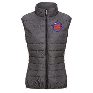 7625 Ladies Ultra Puffer Vest