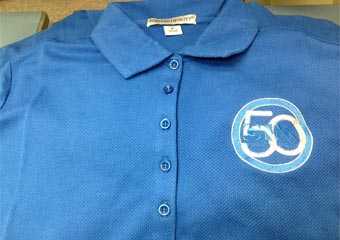 embroidered Clubs and Orginizations Apparel