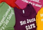 Business Apparel Silk Screen by STB Promotional Products